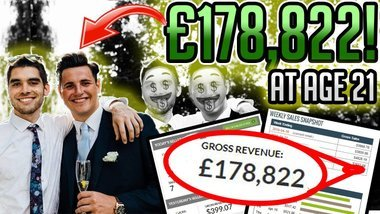 image of: THE BEST YEAR OF MY LIFE: How I Made £178,822 at 21! �� MY STORY