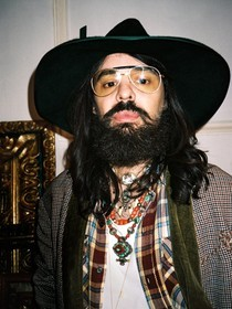 image of: —Alessandro Michele