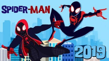 image of: Spider-Man New 2019 | Cartoon Spider-Verse New Spiderman Fast Drawing