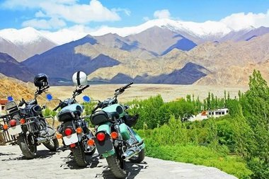 image of: My most memorable trip to Ladakh