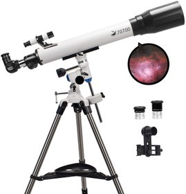 How to clean your telescope?