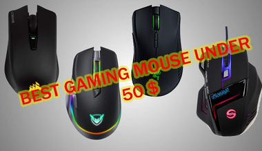 image of: The best gaming mouse under $50 for gamers