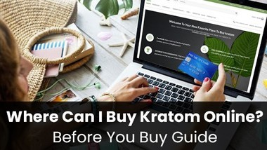 image of: Where Can I Buy Kratom Online? Before You Buy Guide
