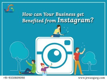 image of: How can your business get benefitted from Instagram? - Jeewan Garg